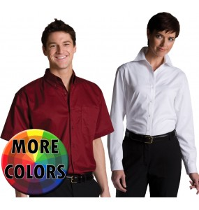 Vegan Anti-Stain Cotton Dress Shirt