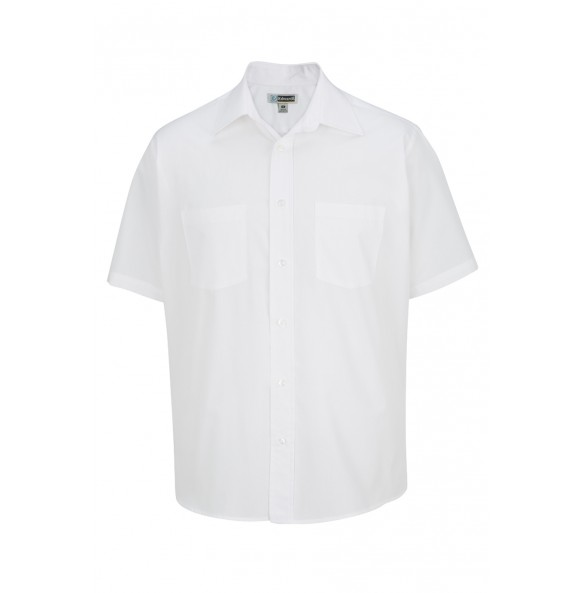 Broadcloth Short Sleeve Performance Shirt