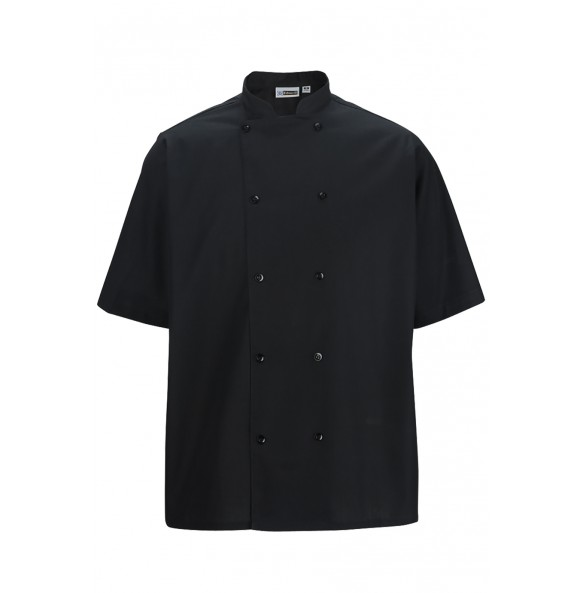 Double Breasted Server Shirt
