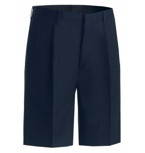 Men's Pleated Chino Shorts