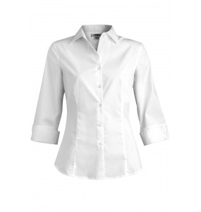 3/4 Sleeve Stretch Collar Shirt