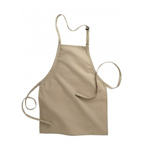 Bib Apron With No Pockets