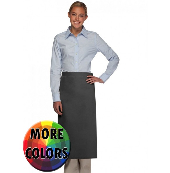 Full Bistro Apron with NO Pocket