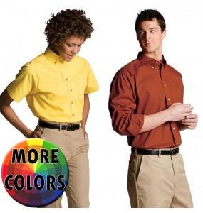 Easy Care Poplin Dress Shirt
