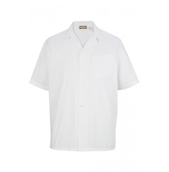 Poplin Camp Shirt Solid