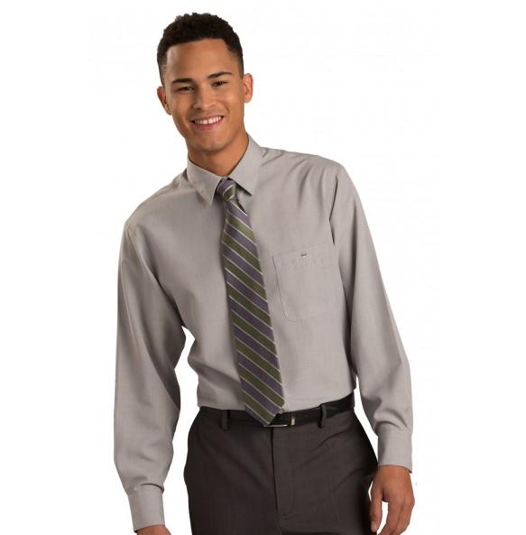 Batiste Lay Down Collar Dress Shirt