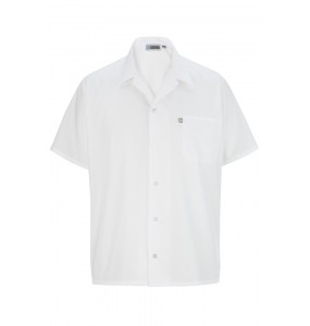 Button Front Cook Shirt