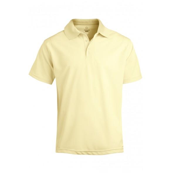 Short Sleeve Hi-Performance Mesh Polo