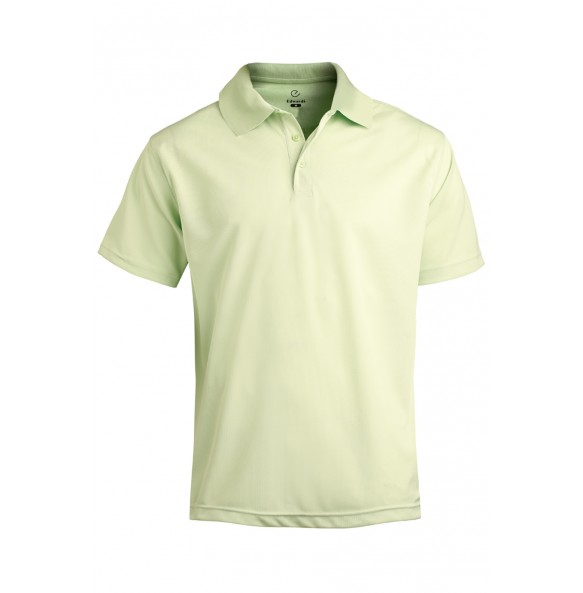 Short Sleeve Hi-Performance Mesh Polo