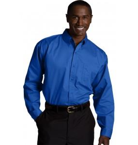 Anti-Stain Cotton Dress Shirt