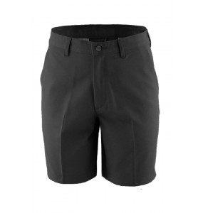 Flat Front Casual Chino Shorts