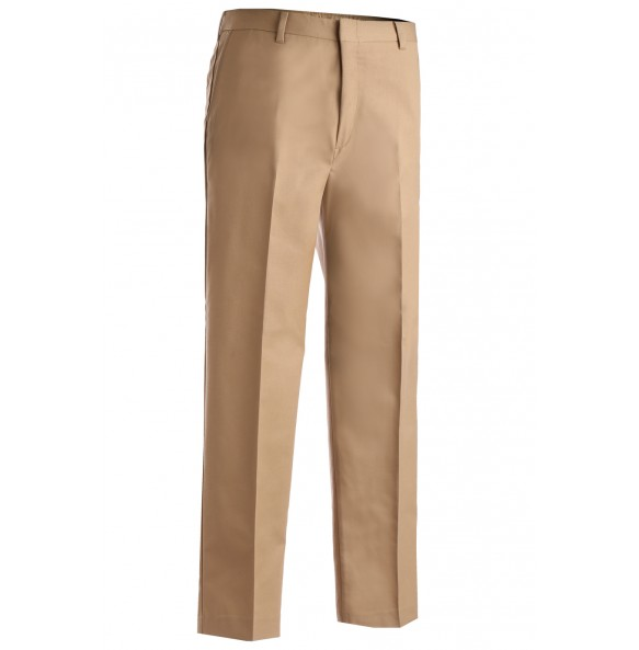 Flat Front Chino Pant