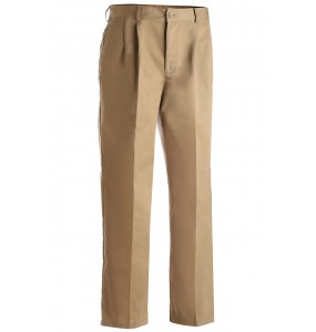 Pleated Front Chino Utilty Pant