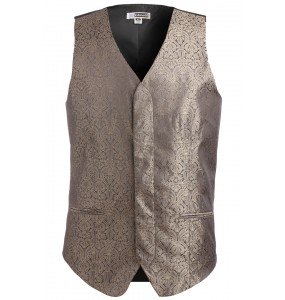 Paisley Brocade Formal Vest