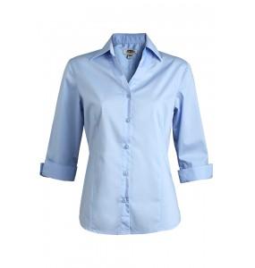 V-Neck 3/4 Sleeve Shirt