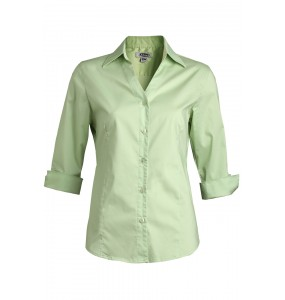 V-Neck 3/4 Sleeve Shirt