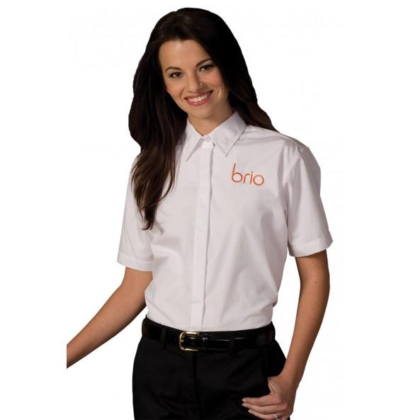 Cafe Short Sleeve Shirt