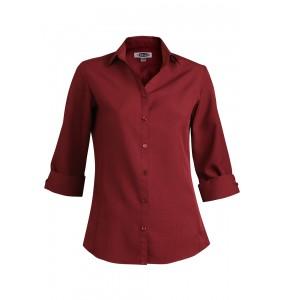 Batiste 3/4 Sleeve Collar Dress Shirt