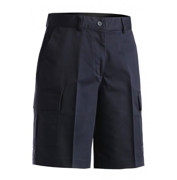 Flat Front Cargo Shorts