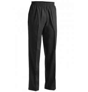 Cotton Blend Pull On Pant