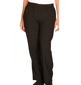 Housekeeping Spun Polyester Pull On Pant