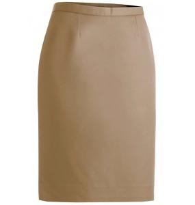 Microfiber Straight Skirt