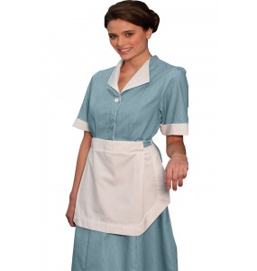 Junior Cord Housekeeping Dress