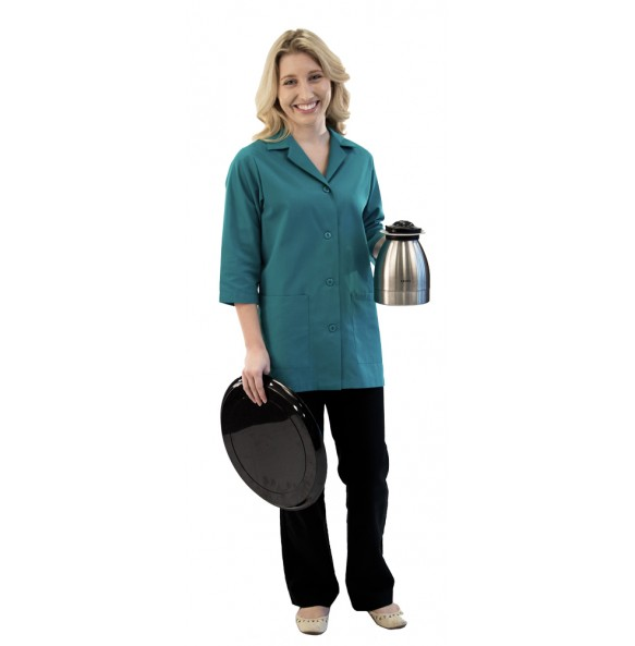 Women's 4 Button Smock