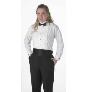 Banquet Server Uniform Package with Cummerbund