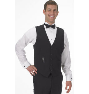 Banquet Server Uniform Package with Formal Vest