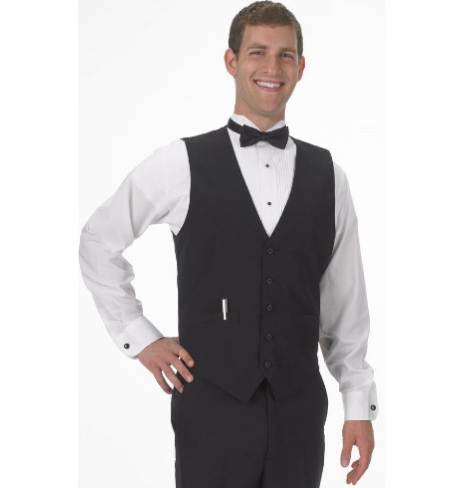 18e58a1cfa7e1 Banquet Server Uniform Package with Formal Vest