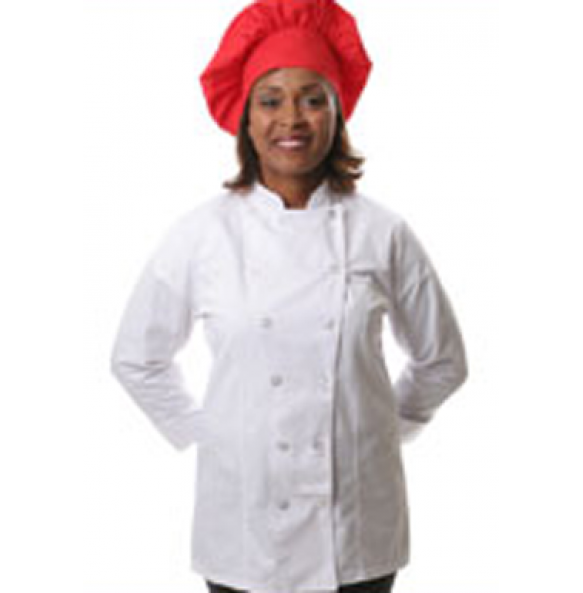 Classic 10 Button Executive Chef Coat