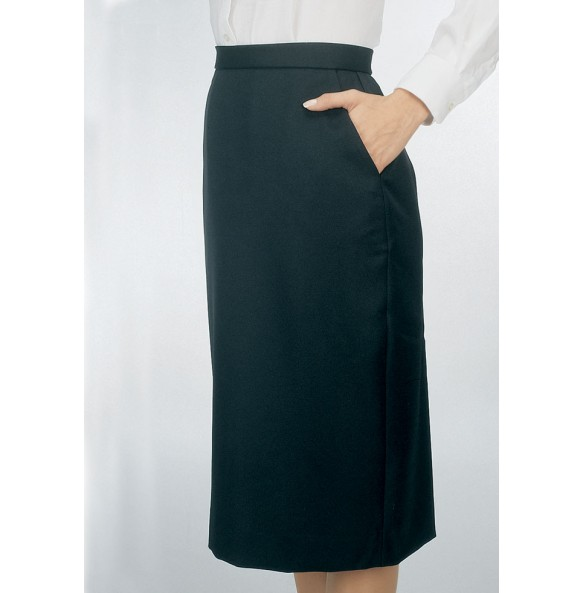 "Dress Skirt, ""Below the Knee"""