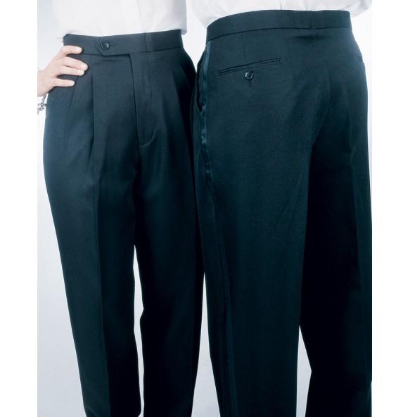 Vegan Tuxedo Pants