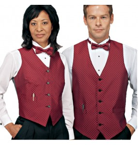 Elegant Design Full-back Formal Vest