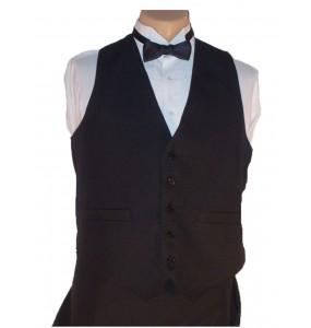 Women's Extended Length Full-back Formal Vest