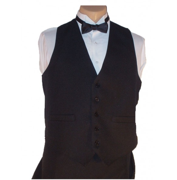 Full Back Vest for Servers